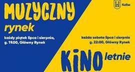 Rusza Kino Letnie i Muzyczny Rynek