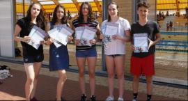 Udany sprawdzian pływaków KKS Kalisz przed Ogólnopolską Olimpiadą Młodzieży