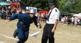Zawody strażackie w Warszówce