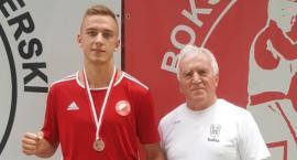 Tomasz Przybylski znów na podium Akademickich Mistrzostw Polski w Boksie
