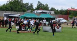 Strażacy rywalizowali w zawodach w Opatówku