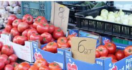 Porównanie cen  owoców i warzyw na kaliskich targowiskach