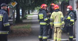 Pożar na ulicy Granicznej – właściciel na urlopie