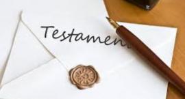 Porady prawne - testament