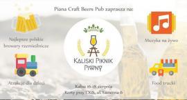 Już w ten weekend II Festiwal Piwa w Kaliszu