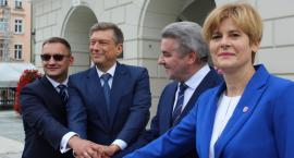 Wybory - Koalicja prezentuje kandydatów