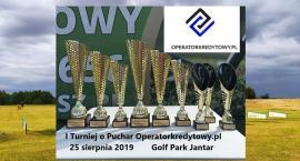 I Turniej o Puchar w golfie