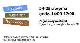 Zagadkowy Weekend na Zawodziu!