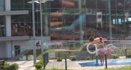 Mimo upałów nie wykąpiesz się w kaliskim aquaparku!!!