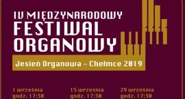 Organy (międzynarodowo) zabrzmią w Chełmcach