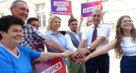 Wiesław Szczepański nr 1 na liście wyborczej SLD-Lewicy zawitał do Kalisza
