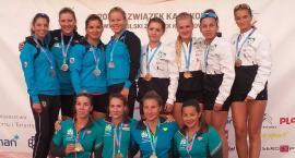 Kajakarka z Kalisza z dwoma medalami Mistrzostw Polski