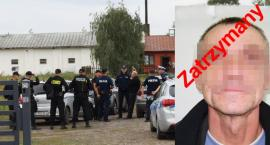 Podejrzewany o zastrzelenie właściciela fermy drobiu zatrzymany