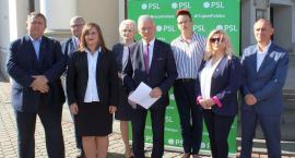 PSL przedstawił swoich kandydatów do Sejmu