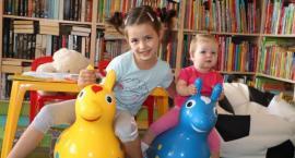 Setki książek dla przedszkolaków z powiatu kaliskiego