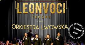 Wielki Koncert Galowy Tenorów Leonvoci wraz z Orkiestrą Lwowską