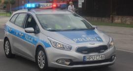 Kontrola policji podczas wyborów!