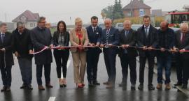 Otwarcie drogi relacji Strzegowa-Gostyczyna