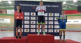 Medalowy welodrom w Pruszkowie dla kolarzy KTK Kalisz i Koźminianki
