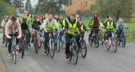 Powitali jesień na rowerach