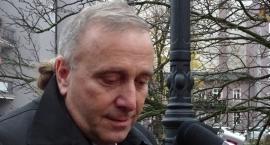 Przedwyborcza konferencja prasowa PO z udziałem  Grzegorza Schetyny