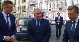 Grzegorz Schetyna w Kaliszu mobilizował do pójścia do urn wyborczych