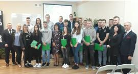 Uczniowie z Liskowa zdobywali wiedzę i doświadczenie we Włoszech