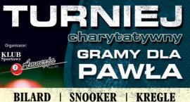 Turniej charytatywny w Amnezji - Gramy dla Pawła