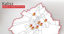 5 najbardziej niebezpiecznych miejsc Kalisza. Gdzie kierowcy powinni uważać na wypadki?