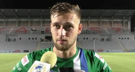 Mateusz Żebrowski: - Nie czuję się bohaterem tego meczu
