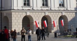 Kaliszanie pamiętali o flagach