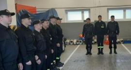 Strażackie awanse w Kaliszu