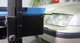 Sprawdź oświetlenie swojego pojazdu. Od 16 listopada bezpłatnie w powiecie kaliskim - wykaz stacji