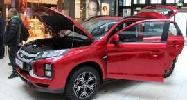 Jesienne premiery Mitsubishi