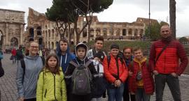 Po naukę i przygodę pojechali z Kamienia do Włoch