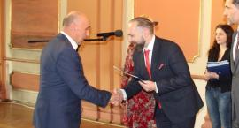 Przewodniczący rad i zarządów osiedli otrzymali nominacje - ZDJĘCIA