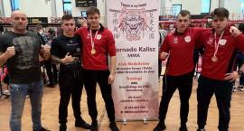 Kolejne trofeum Wiktora Cegły. Kaliszanie na podium Mistrzostw Europy Juniorów w MMA