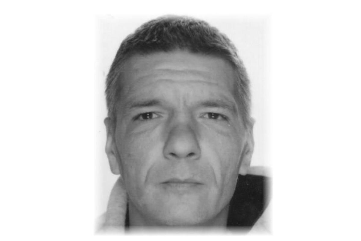 Poszukiwani, Policjanci szukają zaginionego Mirosława Meyer - zdjęcie, fotografia