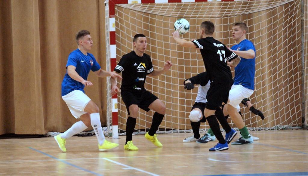 Piłka nożna, Wojewódzki Puchar Polski futsalu świecian [ZDJĘCIA] - zdjęcie, fotografia