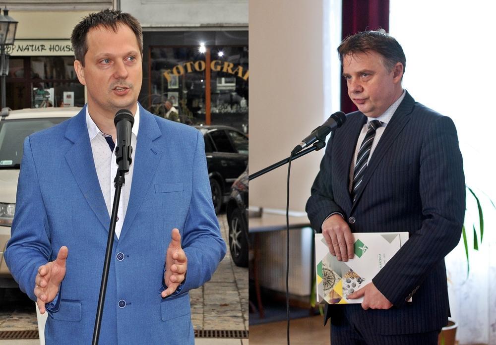 Wybory Samorządowe 2018, wyrok procesie trybie wyborczym Knapik przegrał Woźniakiem - zdjęcie, fotografia