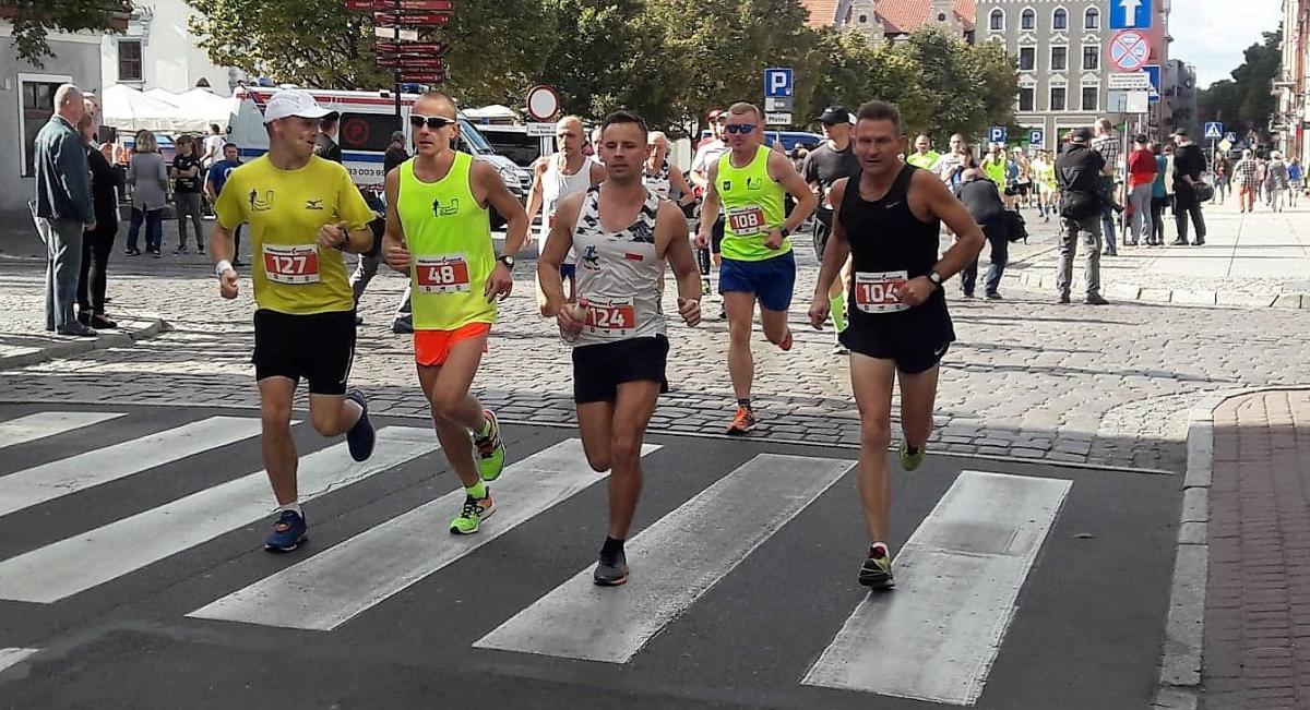 Bieganie, Packman zdominował Półmaraton Mondi [ZDJĘCIA] - zdjęcie, fotografia