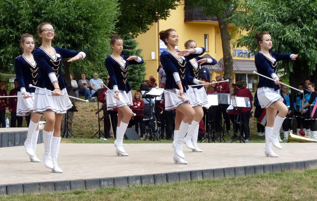 Festiwale, Koncert orkiestr dętych Małym Blankuszu [ZDJĘCIA] - zdjęcie, fotografia