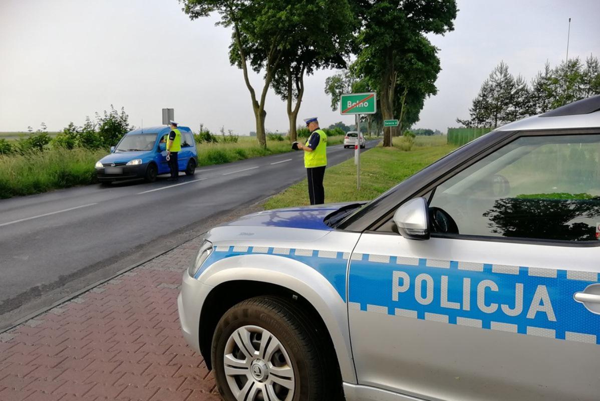 Akcja policji, Policjanci sprawdzili alkomatem kierowców Dwóch trafiło aresztu Szybko wrócą kółko [ZDJĘCIA] - zdjęcie, fotografia