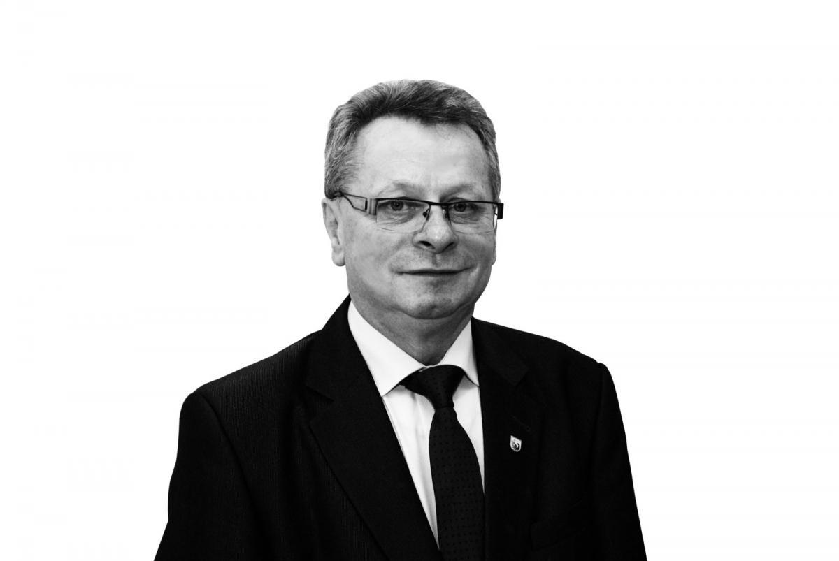 Wspomnienie, długiej walce chorobą odszedł Marek Kiełpiński Radny miał - zdjęcie, fotografia