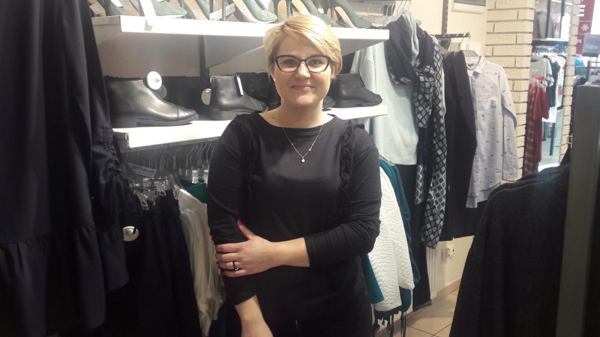 Z klasą, Sabina Jaszkowska modzie doradzać klientom [KOBIETA KLASĄ] - zdjęcie, fotografia