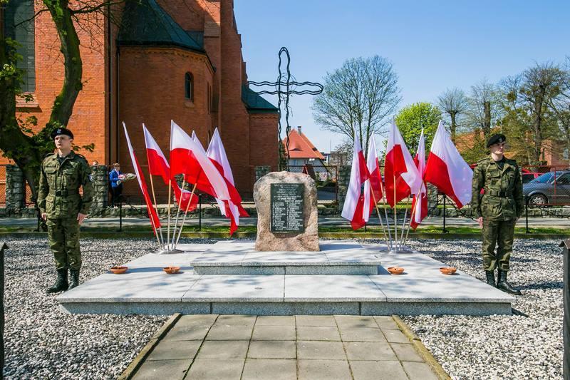 Uroczystości, święta i obchody, Uroczyste złożenie wieńców pamięci rocznicę wyzwolenia Świecia okupacji hitlerowskiej [ZAPROSZENIE] - zdjęcie, fotografia