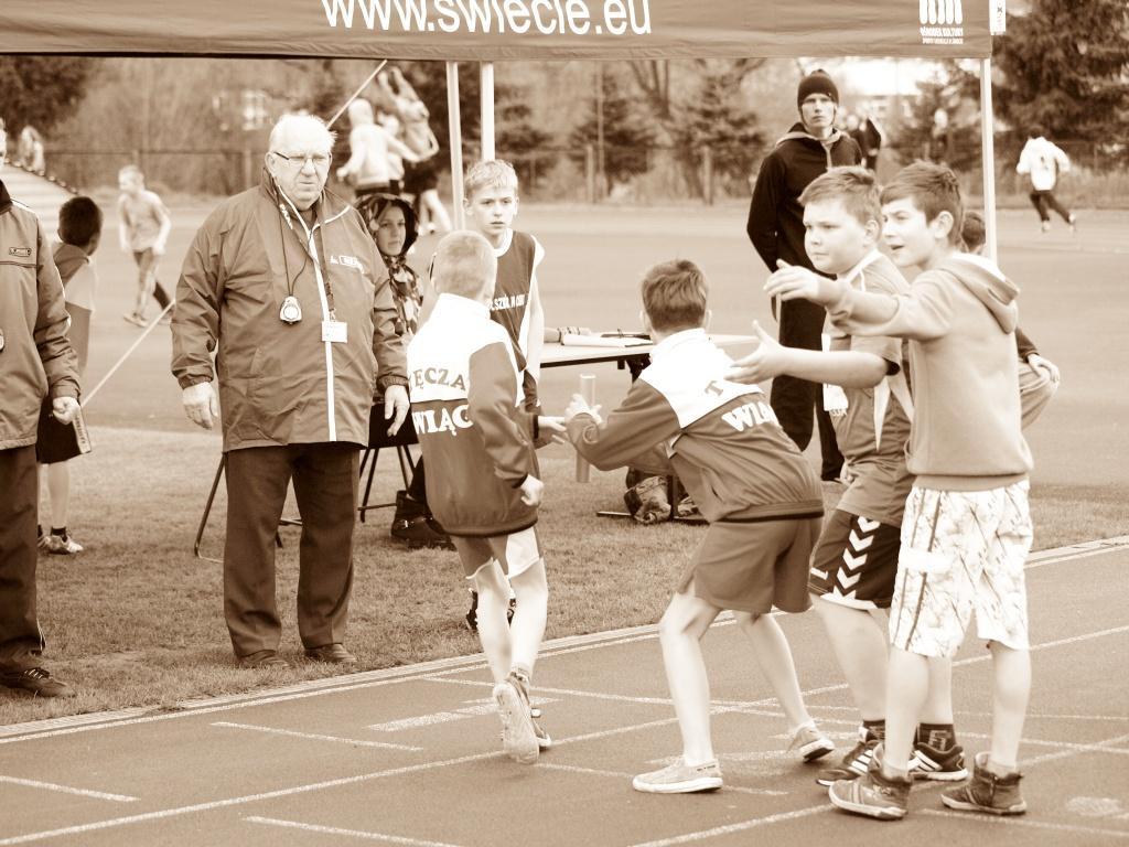 Wspomnienie, Eugeniusz Krzyżanowski cały oddany służbie sportu końca swoich - zdjęcie, fotografia