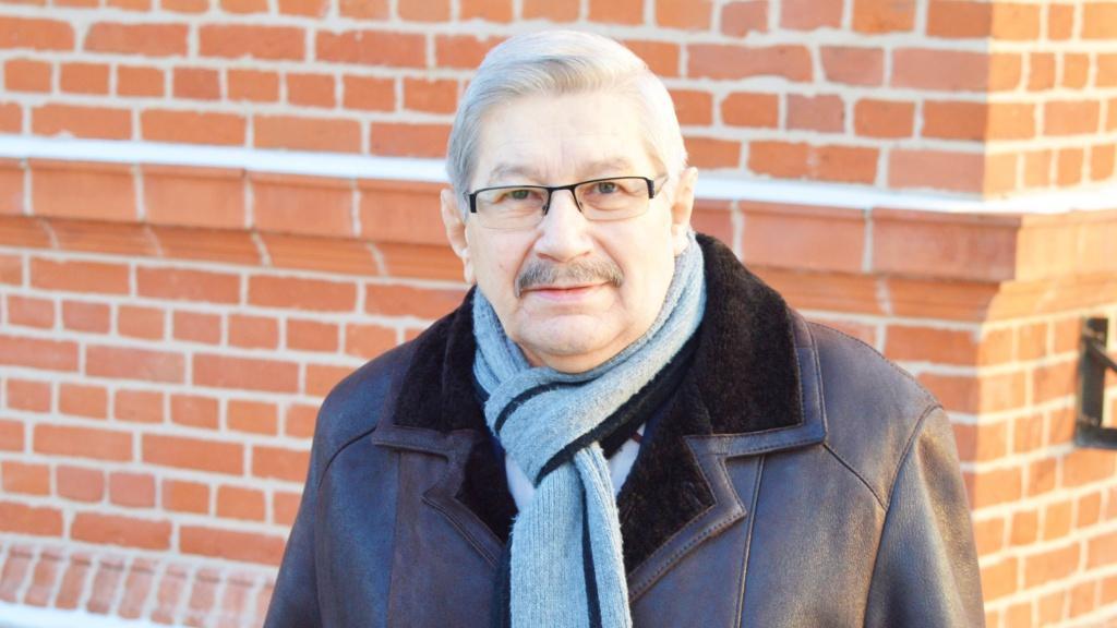 Sylwetka, Jerzy Wójcik nikomu nigdy odmawia pomocy - zdjęcie, fotografia