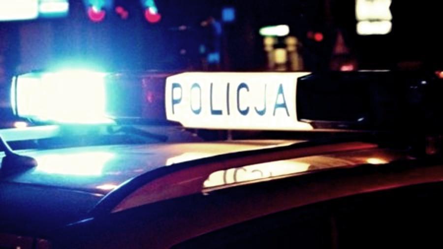 Wypadek drogowy, autostradzie zderzyły cztery Sześcioletnie dziecko szpitalu - zdjęcie, fotografia