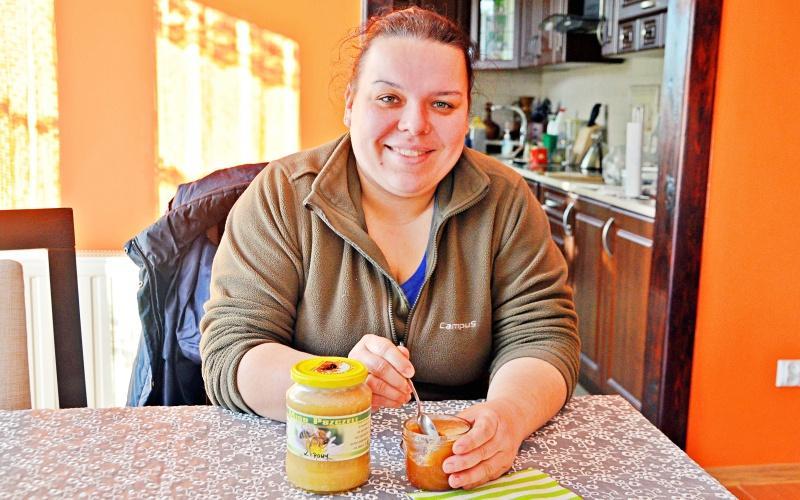 Warzywa, owoce, kwiaty, zioła, Produkuje rocznie kilogramów miodu Małgorzata Siczek Cichocka zdradza miód najlepszy dbać pszczoły - zdjęcie, fotografia